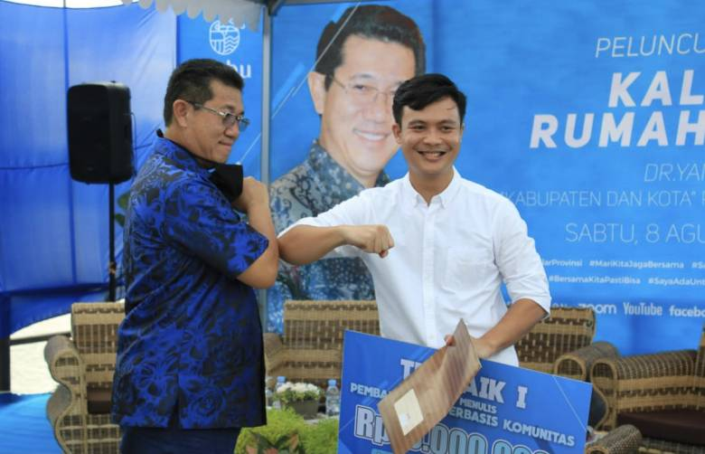 Gotong Royong Melanjutkan Program Unggulan Malinau