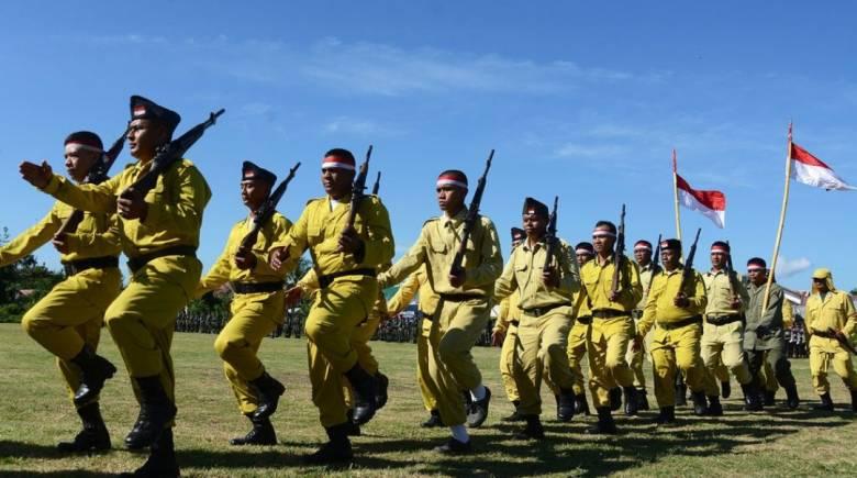 Pertahanan Nirmiliter adalah Kekuatan Sipil yang Dibutuhkan