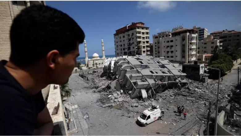 Konflik Palestina dan Israel, Konflik Siapa?