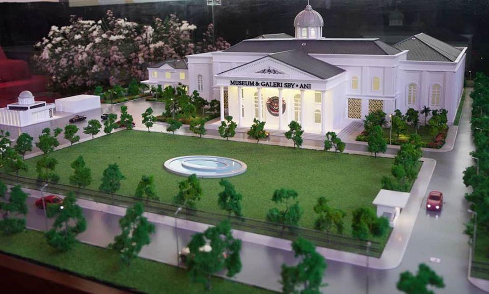 Museum & Galeri SBY - Ani