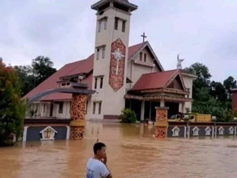 Menggugat Bencana Banjir