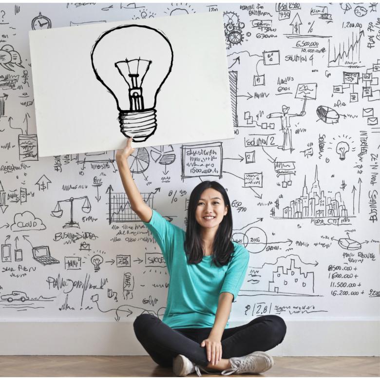 Menulis, Seni Menuangkan Ide
