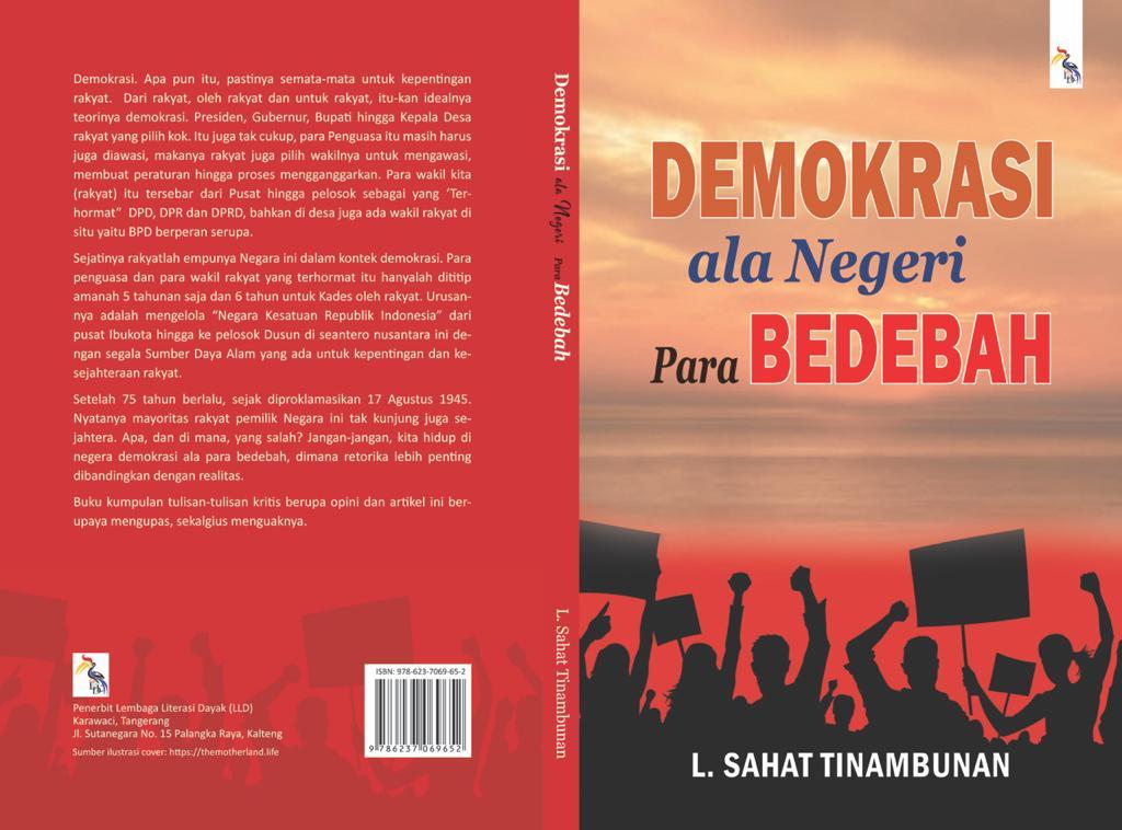 Demokrasi Ala Negeri Para Bedebah  (Sebuah Buku)