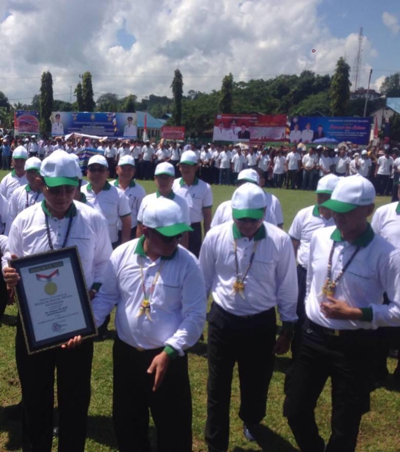 Malinau yang Pertama Lakukan Pemilihan Ketua RT Serentak Se-Kabupaten
