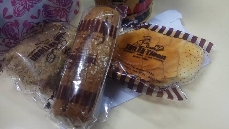 Tan Ek Tjoan, Roti Legendaris Bogor