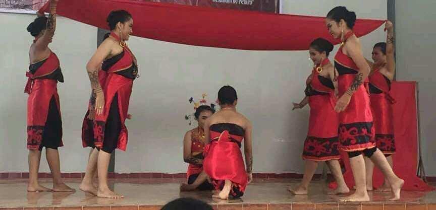 Mengenal Dayak Mentebah di Kalimantan Barat