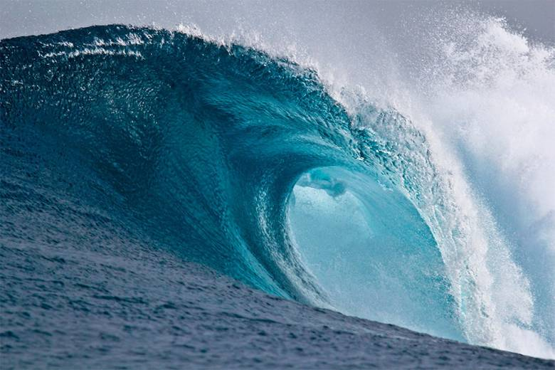 Enjoy the wave