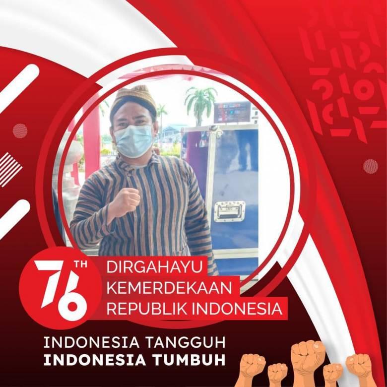 Puisi Cinta Bulan Kemerdekaan Ke-76 NKRI