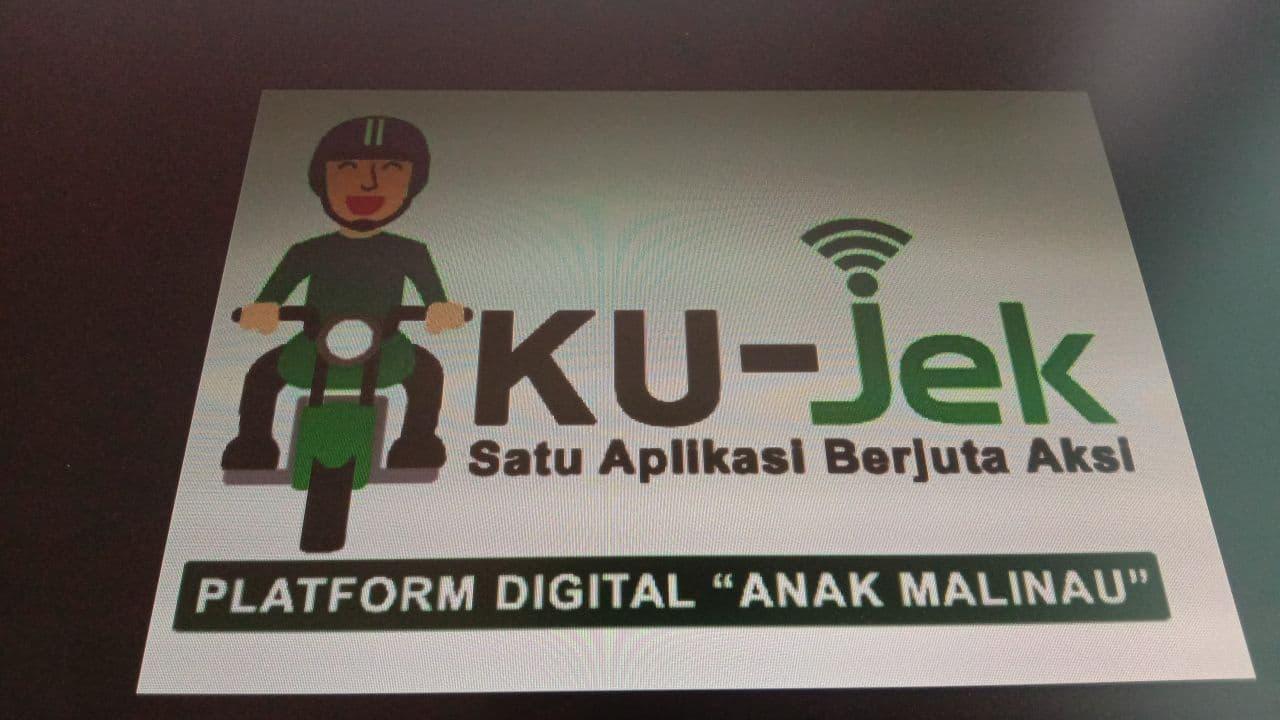 KU-JEK, Pesaing Gojek Ada di Malinau