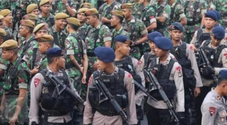 Ruh TNI Polri di Masa Damai