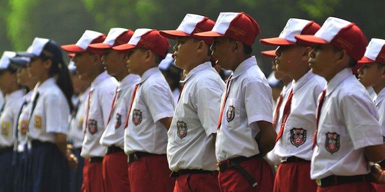 Salinan SKB 3 Menteri tentang Seragam Sekolah