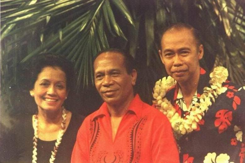 The New Order Story [6] Hoegeng with His Hawaiian Seniors