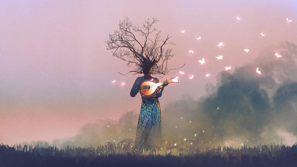 Kembangkan Imajinasi Liarmu Saat  Menulis!