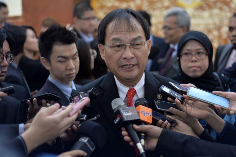 Baru Bian: Menteri Dayak Lundayeh di Malaysia