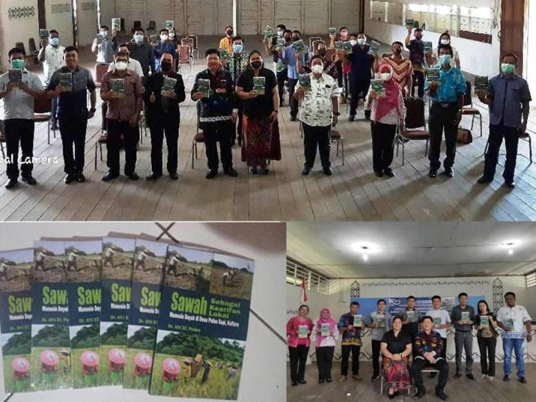 Dr. Afri  ST Padan dan Sawah Tradisional Lundayeh
