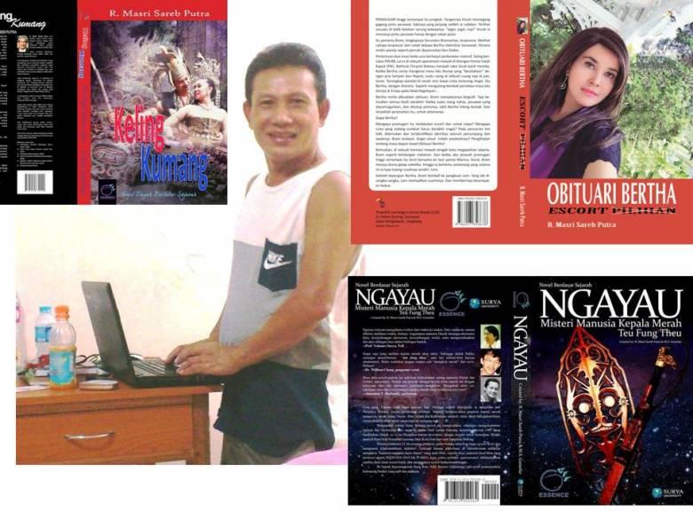Waktu untuk Menulis Novel