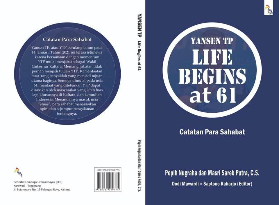 Yansen TP: Life Begins at 61