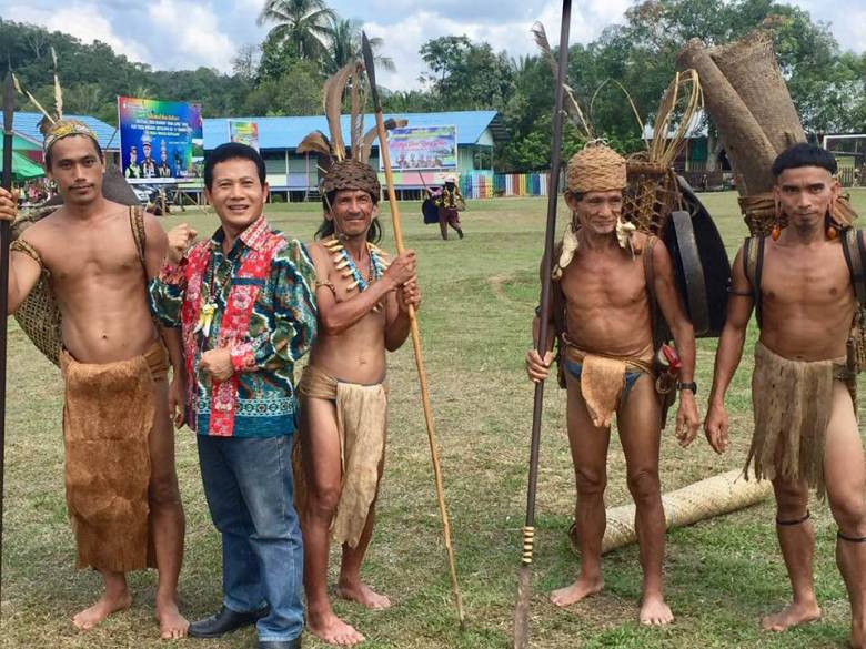 The History of Dayak (1)