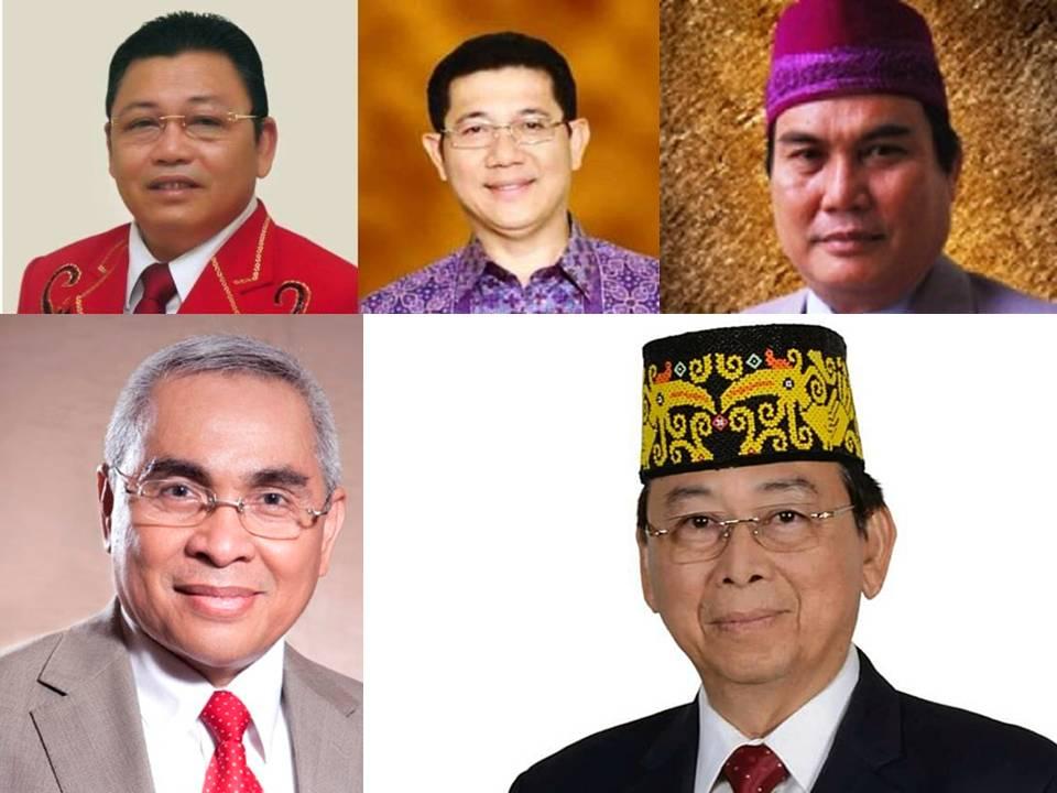 Presiden Majelis Adat Dayak Nasional ke-3 |Siapa Gerangan?