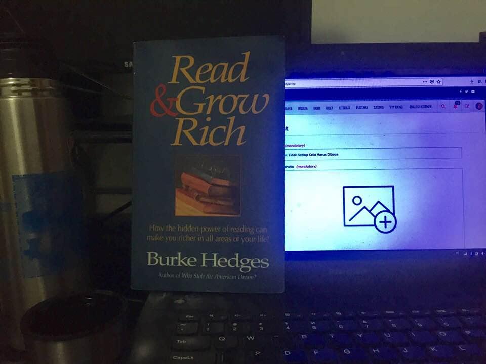 Buku|  Tidak Setiap Kata Harus Dibaca