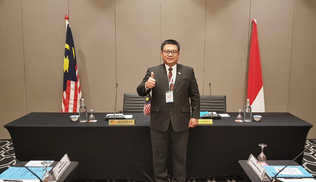 Selamat Jalan, Samuel ST Padan, Kepala Biro Pengelolaan Perbatasan Negara Provinsi Kaltara