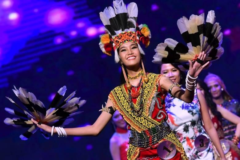 Larissa: Dara Kenyah Miss World Malaysia